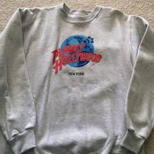 68 off planet hollywood tops planet hollywood sweatshirt from