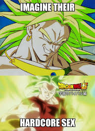 Super Meme - female broly dragon ball super meme by windyechoes on deviantart