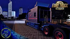 kenworth w900 parts euro truck simulator 2 v1 19s 1 20s kenworth w900 long review