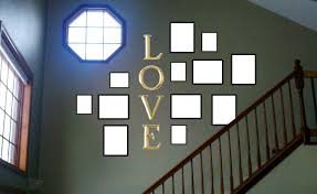 Staircase Wall Decorating Ideas Help With Staircase Wall Display How To Decorate