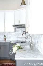 Kitchen Countertops And Backsplash Ideas White Kitchen Countertops U2013 Subscribed Me