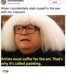 Accidentally Meme - hotcheetomami ghotcheetomam follow when i accidentally stab myself