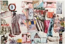 we love rauschenberg juxtapoz magazine robert rauschenberg scamp artist