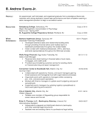 business manager sample resume sample resume for food service cover letter how to write a
