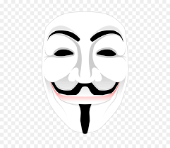 anonymous mask fawkes mask anonymous clip anonymous mask png png