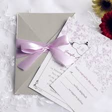 purple wedding invitation kits affordable pocket wedding invitations invites at wedding
