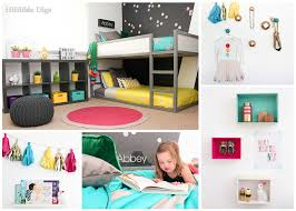 Ikea Kura Abbeys Room Humble Digs Ikea Kura Bed Bunk Grey Room