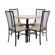 Stone Dining Room Table - 49 off wayfair wayfair stone dining table set tables