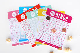 Have a Rom Com Movie Bingo Night    eHarmony Advice eHarmony     can add to the excitement  so if you are with a bunch of girlfriends  how about baking them a batch of cookies  giving out a copy of the featured film
