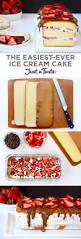the easiest ever ice cream cake recipe cream cake cake and