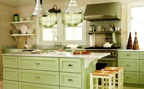 cabinet engaging green kitchen cabinets for home breathtaking