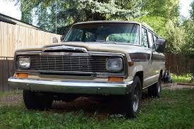 old jeep grand wagoneer 1979 jeep grand wagoneer az truck 4x4 v8 auto trans classic