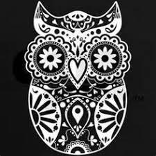 sugar skull owl sugar owl this sugar owl was a