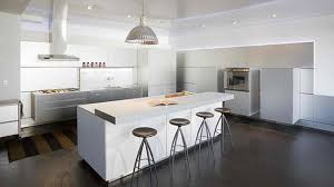 modern white kitchen ideas white modern kitchen ideas with table bar chairs and hanging l