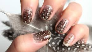 fall thanksgiving nail art thanksgiving nail art 13 festive fall manicure tutorials today com