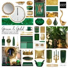 maison et objet aw interior trend report luxpad green gold idolza