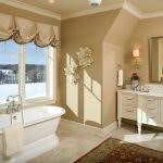 sherwin williams pussywillow home office traditional with built in