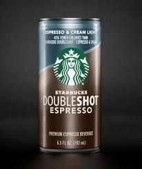 starbucks doubleshot vanilla light starbucks doubleshot light espresso drink starbucks coffee company