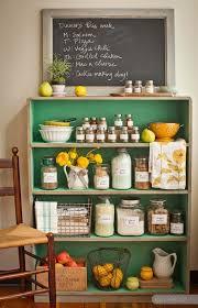 Kitchen Storage Labels - déco verte et jaune tendance tropicale et exotique et u2026 une