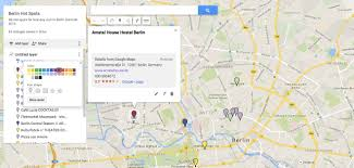 Dgoogle Maps How To Create A Personal Google Maps With My Map