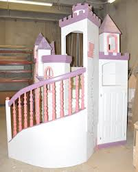 Bunk Bed Pictures Braun Castle Bunk Bed A Princess Castle Bed For Your Home