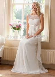 pregnancy wedding dresses prettiest maternity wedding dress chic