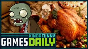pvz drama gaming thanksgiving kinda daily 11 21 17