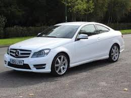 mercedes c klasse 2015 used coupe mercedes c class cars for sale in eastbourne friday ad