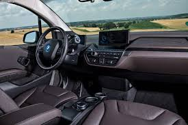 futuristic cars interior bmw i3 may have the coolest car interior