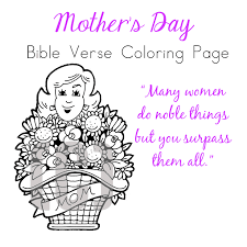 mother u0027s bible printables