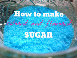 gimme sugar how to make flavored sugar