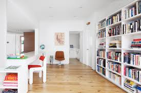 photo 3 of 12 in 12 functional modern home libraries from tips for