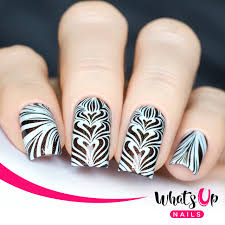 whats up nails b002 water marble to perfection mini nail
