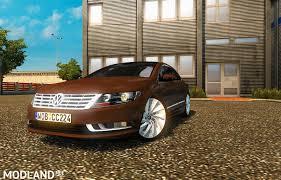 volkswagen brown volkswagen passat cc 2013 arteon 2018 mod for ets 2