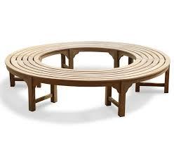 round tree benches wooden tree seats circular tree seats corido