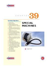 Chp 180 Special Motors