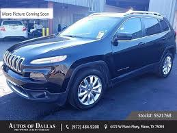 jeep cherokee lights 2017 jeep cherokee limited cam htd sts key go 18in whls hid lights