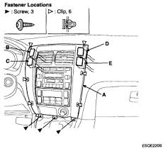 2005 hyundai tucson electrical problems how to remove paneal to replace heater climate unit