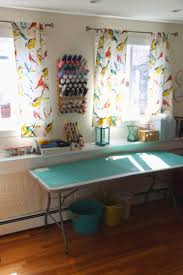 sewing room tour cashmerette