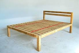 Diy Bed Platform Diy King Size Platform Bed With Drawers Away Wit Hwords