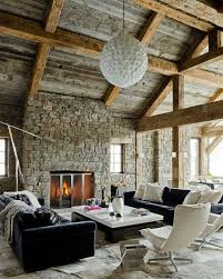 Trendy Living Room Ideas by Best 25 Rustic Modern Cabin Ideas On Pinterest House Design