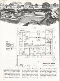 Mid Century House Plans Vintage House Plans 1960s Homes Mid Century Homes So Much Charm