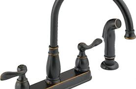 kitchen faucets rubbed bronze finish alluring rubbed bronze finish kitchen new products in faucet