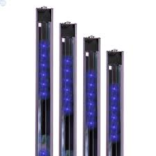 actinic blue tech led strip light reef brite bulk reef supply