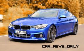 ac schnitzer brings bmw 4 series gran coupe and m235i to essen
