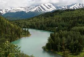 Alaska rivers images Kenai river wikipedia jpg