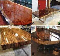 Two Part Epoxy Resin Bar Top Gloss Finished Crystal Clear Epoxy Resin Two Part For Bar Top