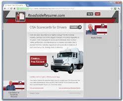Resume For Cdl Driver Media Resources Vigillo
