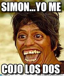 Simon Meme - simon yo me feo meme on memegen