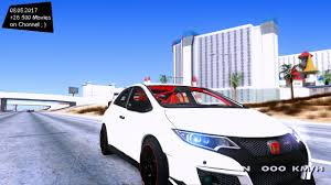 future honda civic 2015 honda civic type r new enb top speed test gta mod future